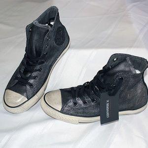 Converse ☆ All Star Black&Silver